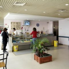 HI - Parque das Nacoes Youth Hostel питание