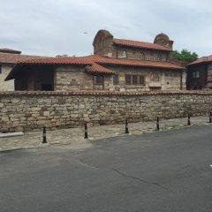 Отель Guest House Antoaneta Несебр парковка