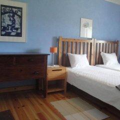 Отель Casa das Areias сейф в номере