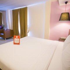 Отель Nida Rooms Phetchaburi 88 Center Point Бангкок комната для гостей