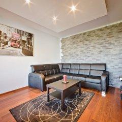 Отель E-Apartamenty Poznan Польша, Познань - отзывы, цены и фото номеров - забронировать отель E-Apartamenty Poznan онлайн комната для гостей фото 4