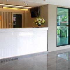Отель The Prima Residence Бангкок интерьер отеля
