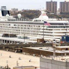 Отель Comfort Inn Midtown West пляж фото 2