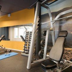 Отель Scandic Sjølyst фитнесс-зал фото 4