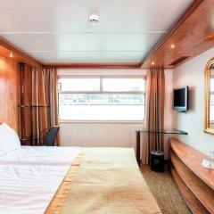 Отель Crossgates Hotelship 4 Star Dusseldorf комната для гостей фото 5