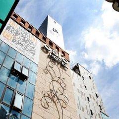 Отель Cello Seocho Южная Корея, Сеул - отзывы, цены и фото номеров - забронировать отель Cello Seocho онлайн вид на фасад фото 2