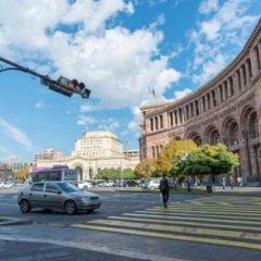 Отель One Way Hostel Sakharov Армения, Ереван - отзывы, цены и фото номеров - забронировать отель One Way Hostel Sakharov онлайн парковка