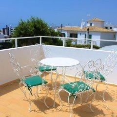 Отель Akisol Albufeira Nature балкон
