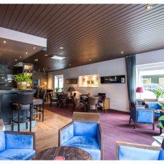 Отель Ter Streep Бельгия, Остенде - отзывы, цены и фото номеров - забронировать отель Ter Streep онлайн гостиничный бар