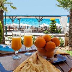 Paralio Hotel питание фото 3