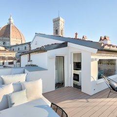 Отель Duomo Luxury Terrace Италия, Флоренция - отзывы, цены и фото номеров - забронировать отель Duomo Luxury Terrace онлайн бассейн