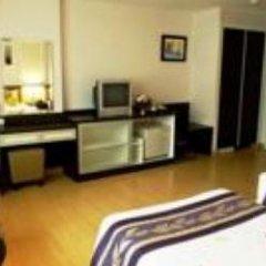 Отель Vista Residence Bangkok Бангкок комната для гостей фото 4