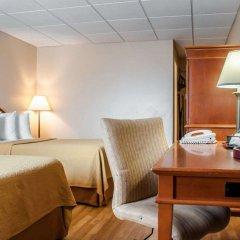 Отель Rodeway Inn - Niagara Falls США, Ниагара-Фолс - отзывы, цены и фото номеров - забронировать отель Rodeway Inn - Niagara Falls онлайн удобства в номере фото 2