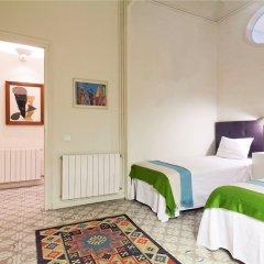 Отель Habitat Apartments Banys Испания, Барселона - отзывы, цены и фото номеров - забронировать отель Habitat Apartments Banys онлайн комната для гостей фото 3