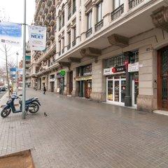 Отель Montaber Apartments Plaza España Испания, Барселона - отзывы, цены и фото номеров - забронировать отель Montaber Apartments Plaza España онлайн парковка