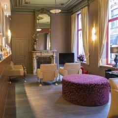 Отель Academie Бельгия, Брюгге - 12 отзывов об отеле, цены и фото номеров - забронировать отель Academie онлайн интерьер отеля