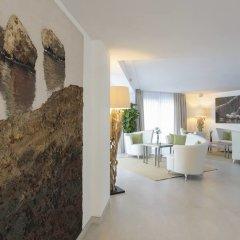 Отель Melbeach Hotel & Spa - Adults Only Испания, Каньямель - отзывы, цены и фото номеров - забронировать отель Melbeach Hotel & Spa - Adults Only онлайн интерьер отеля