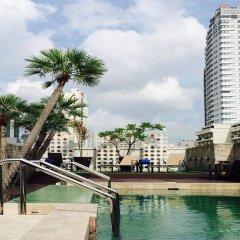 Отель CITICHIC Sukhumvit 13 Bangkok by Compass Hospitality бассейн