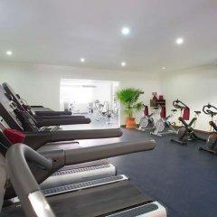 Отель Barcelo Ixtapa Beach - Все включено фитнесс-зал фото 4