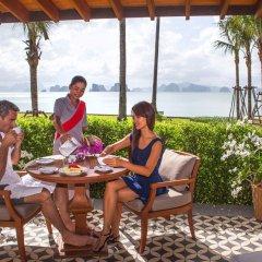 Отель Ani Villas Thailand Пхукет балкон