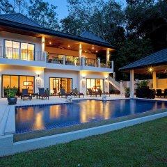 Отель Villa Pagarang бассейн фото 3
