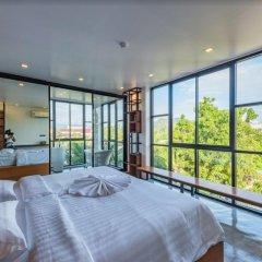 Отель Book a Bed Poshtel - Hostel Таиланд, Пхукет - отзывы, цены и фото номеров - забронировать отель Book a Bed Poshtel - Hostel онлайн комната для гостей фото 4