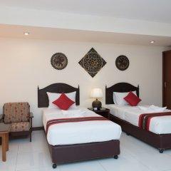 True Siam Phayathai Hotel спа