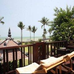Отель Prandhevee Таиланд, Пак-Нам-Пран - отзывы, цены и фото номеров - забронировать отель Prandhevee онлайн балкон