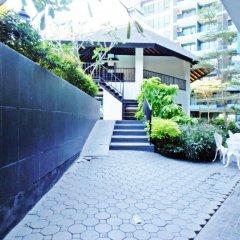 Отель Baan Bangsaray Condo Банг-Саре парковка