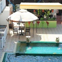 Отель Central Pattaya Garden Resort Таиланд, Паттайя - отзывы, цены и фото номеров - забронировать отель Central Pattaya Garden Resort онлайн бассейн фото 3