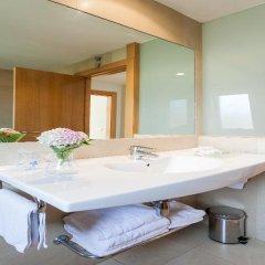 Отель Miera Испания, Льерганес - отзывы, цены и фото номеров - забронировать отель Miera онлайн ванная фото 2