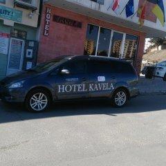 Hotel Kavela городской автобус