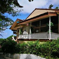 Отель On The Hill Karon Resort гостиничный бар