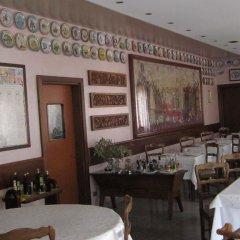 Отель Albergo Ristorante Casale Сен-Кристоф питание фото 2