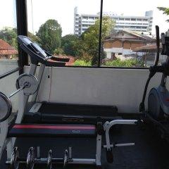 Rockwell Colombo Hotel фитнесс-зал фото 2
