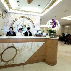 Отель Alagon Western Hotel Вьетнам, Хошимин - отзывы, цены и фото номеров - забронировать отель Alagon Western Hotel онлайн интерьер отеля