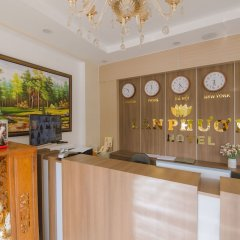 Lan Phuong Hotel Далат интерьер отеля фото 2