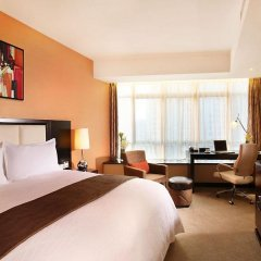 Отель Howard Johnson Business Club Китай, Шанхай - отзывы, цены и фото номеров - забронировать отель Howard Johnson Business Club онлайн комната для гостей фото 3