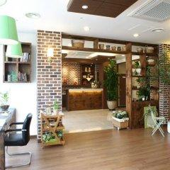 Отель Richen County Hotel Южная Корея, Сеул - отзывы, цены и фото номеров - забронировать отель Richen County Hotel онлайн интерьер отеля фото 3