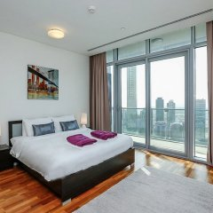 Отель Kennedy Towers Burj Daman комната для гостей фото 5