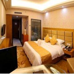 Отель Xiamen Plaza Hotel Китай, Сямынь - отзывы, цены и фото номеров - забронировать отель Xiamen Plaza Hotel онлайн комната для гостей фото 5