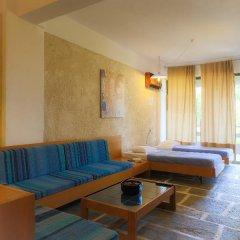 Отель Apollonia Hotel Apartments Греция, Вари-Вула-Вулиагмени - 1 отзыв об отеле, цены и фото номеров - забронировать отель Apollonia Hotel Apartments онлайн спа фото 2