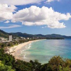 Отель Baan Karon View пляж