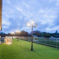 Отель Journey Residence Phuket спортивное сооружение