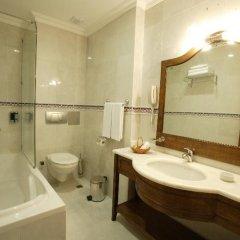 Отель SULTANHAN Стамбул ванная