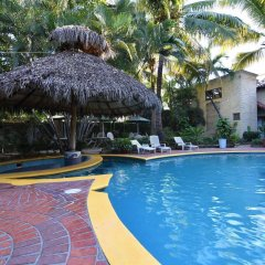 Hotel Suites del Sol Пуэрто-Вальярта бассейн фото 2