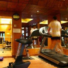 Отель Mom Tri's Villa Royale фитнесс-зал фото 4
