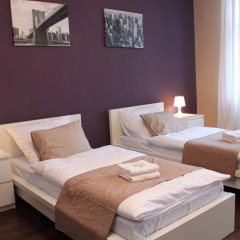 Отель Glam House Apartments Польша, Познань - отзывы, цены и фото номеров - забронировать отель Glam House Apartments онлайн комната для гостей фото 4