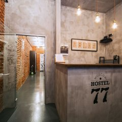 Хостел Loft Hostel77 интерьер отеля фото 2