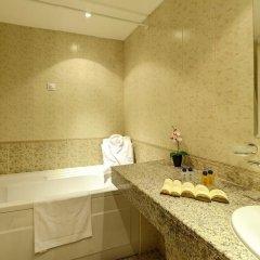 Отель Emerald Spa Hotel Болгария, Банско - отзывы, цены и фото номеров - забронировать отель Emerald Spa Hotel онлайн ванная фото 2